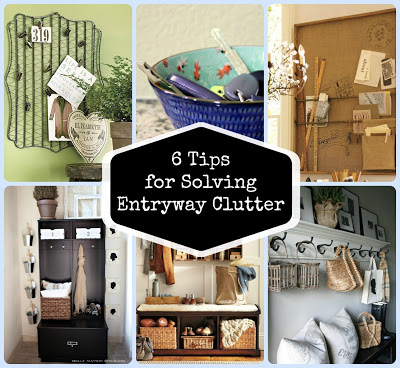solving entryway clutter 6 easy solutions lilacs and