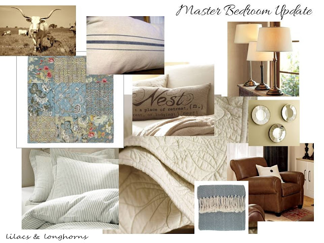 Changing My Mind Master Bedroom Lilacs And