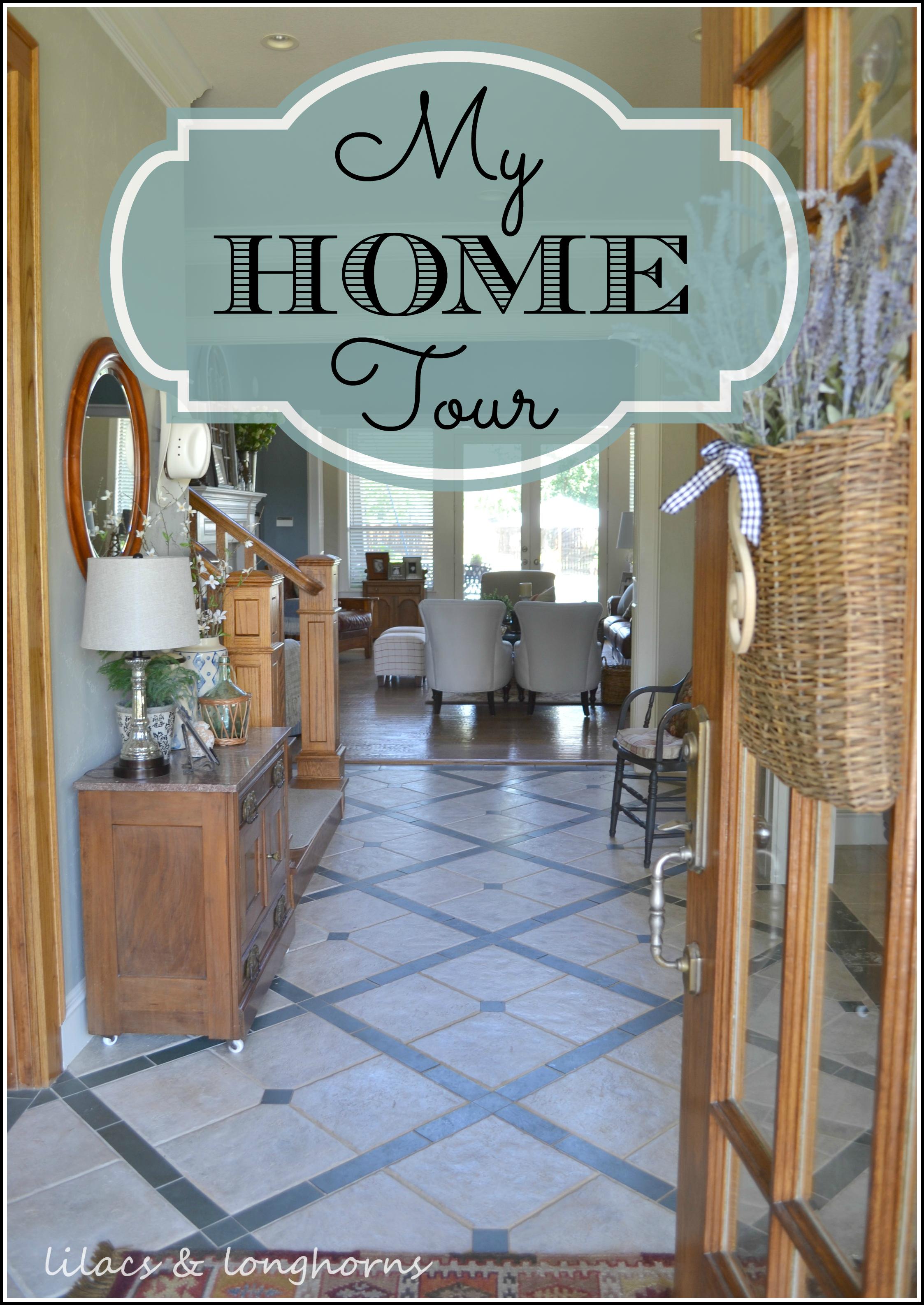 Home Tour What Meegan Makes Lilacs And Longhornslilacs
