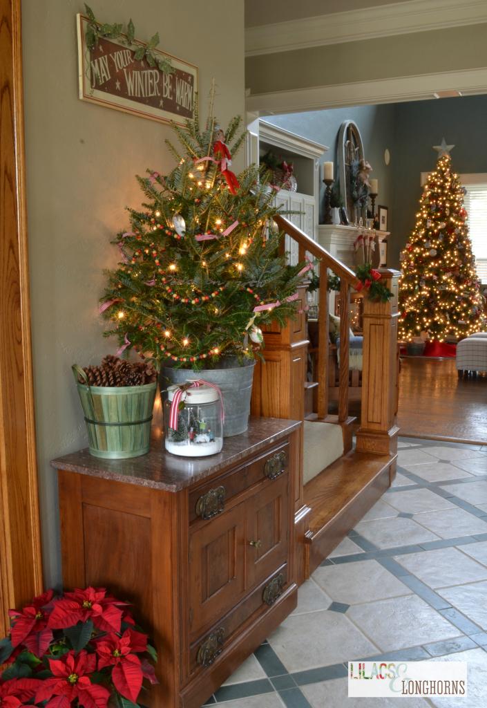 My Christmas Virtual Home Tour Home For The Holidays