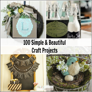 simple and beautiful craft projects