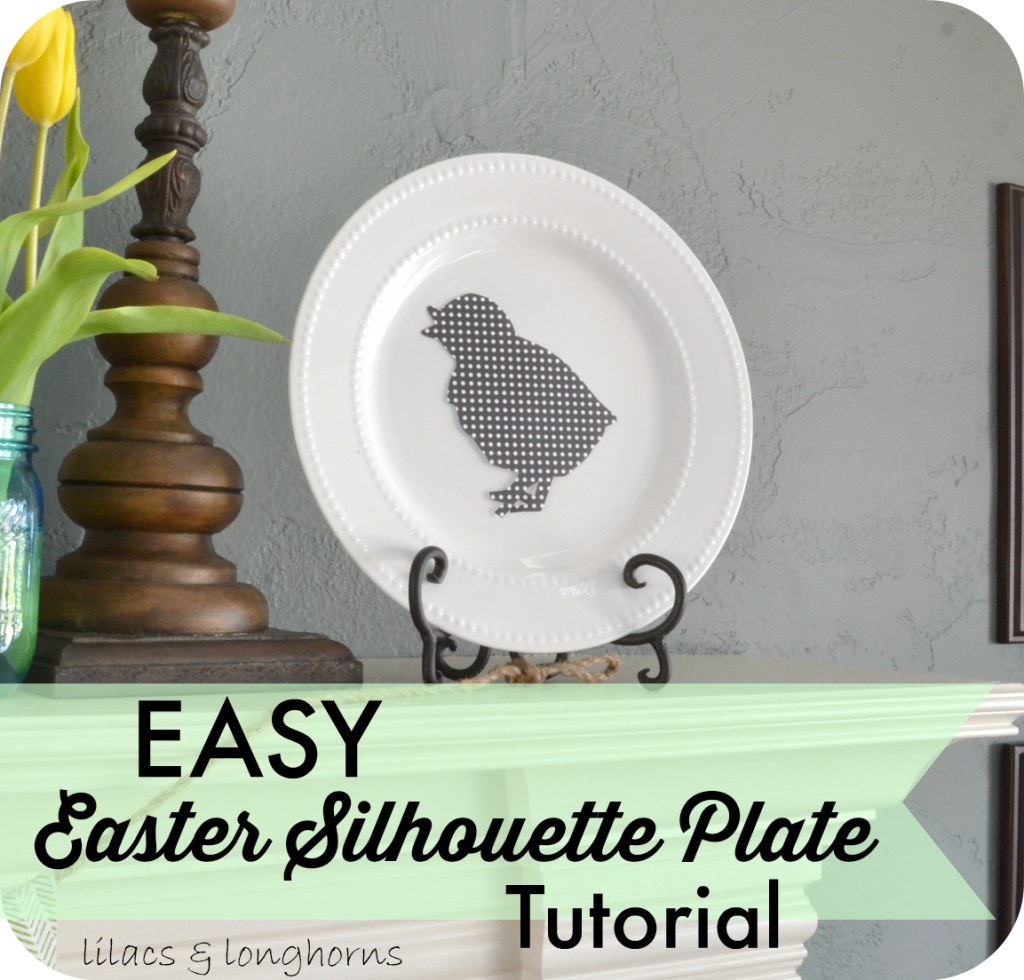 Easter-silhouette-plate-tutorial