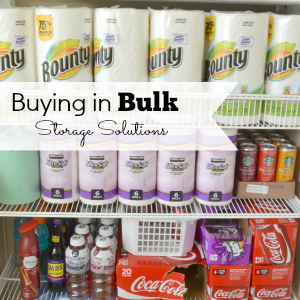 buying in bulk storage solutions