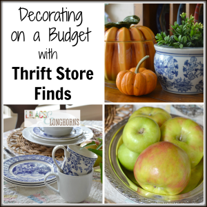 decorating on a budget
