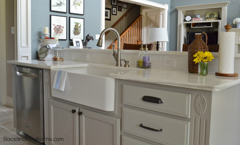 Blanco Farmhouse Sink : farm sink