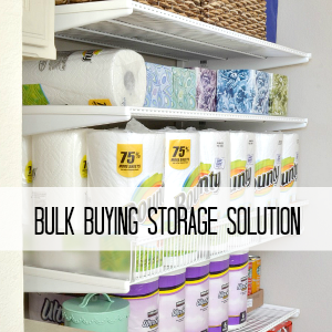 bulk storage solution