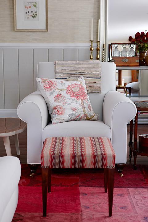 Sarah Richardson design family room