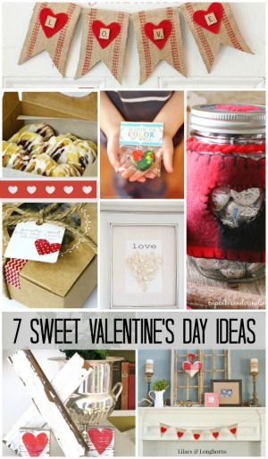 7 Sweet Valentine's Day Ideas