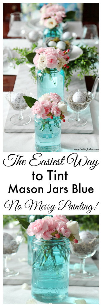 easiest-way-to-tint-mason-jars-blue