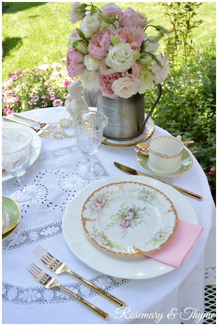 pink and white tablescape Share it One More Time Inspiration Party Features | One More Time Events