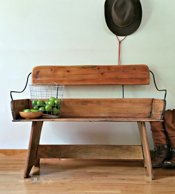 wagon bench seat makeoverShare it One More Time Inspiration Party Features | One More Time Events