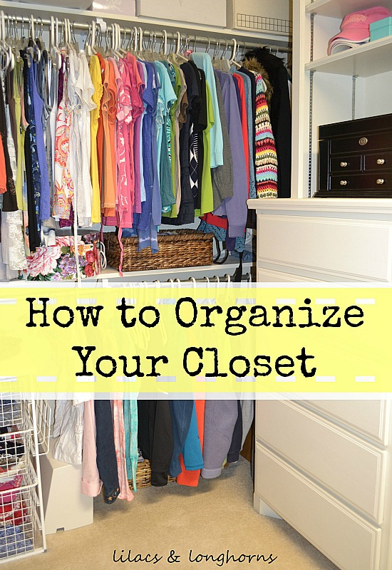 how to organize a small bedroom closet closet organizing tips revisited lilacs and 21101