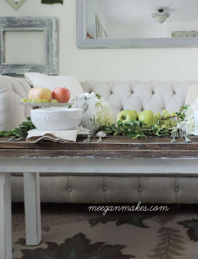 Apple-Tablescape